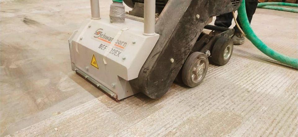 Фрезеровка бетона в москве почему в состав строительного раствора не вводится крупный заполнитель